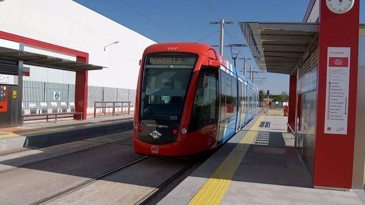 Metro Ligero Oeste dirección Boadilla