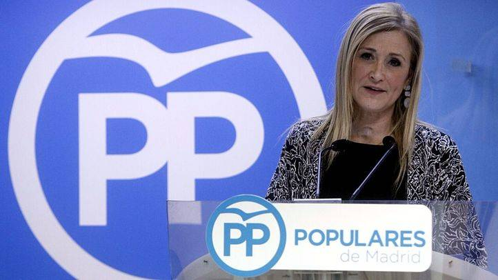Cifuentes despedirá al exgerente del PP de Madrid