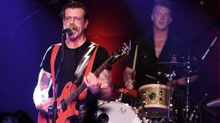 Eagles of Death Metal cancela su concierto en Madrid