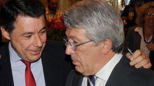 Ignacio González y Enrique Cerezo