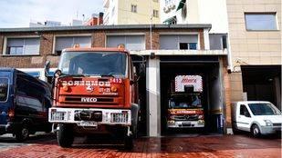 Aprobada la cesión del parque de bomberos de Valdemoro a la Comunidad