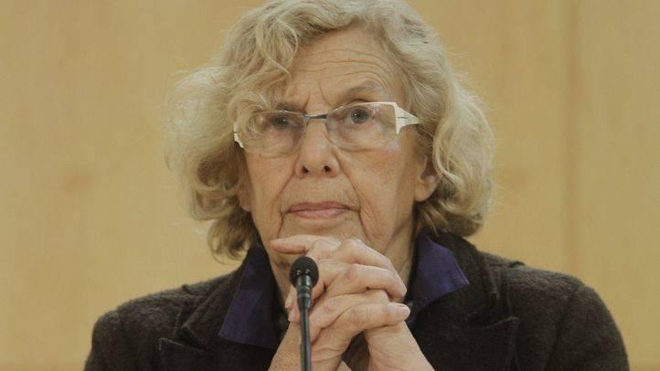 Una juez abre diligencias previas por la querella de Manos Limpias contra Carmena