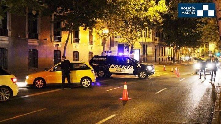 La Policía Municipal intensifica los controles de alcoholemia en fin de semana
