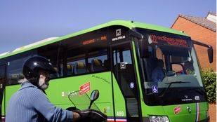 Las sillas de ruedas motorizadas ya pueden acceder a los autobuses