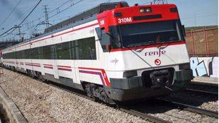 Tren de Cercanias Renfe (archivo).