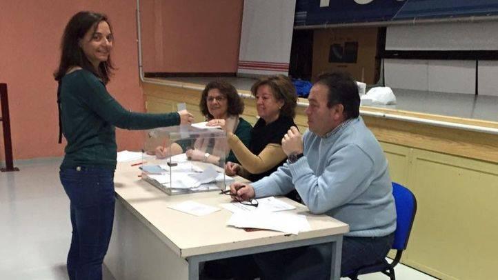 El 80% de los socialistas madrileños dice sí al pacto con C's