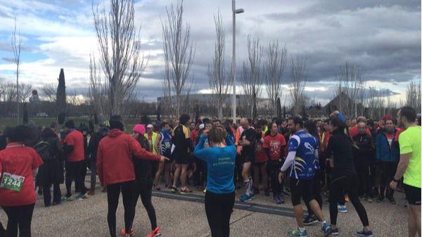 Más de dos mil participantes en la tercera edición de la carrera 'Médula para Mateo'