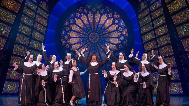 El musical 'Sister Act' llega a Madrid para cerrar su gira española