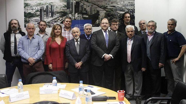 Reunión entre Distrito Castellana Norte y las asociaciones de vecinos