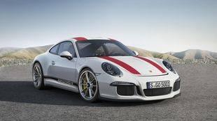 Porsche 911 R, emoción con altas prestaciones