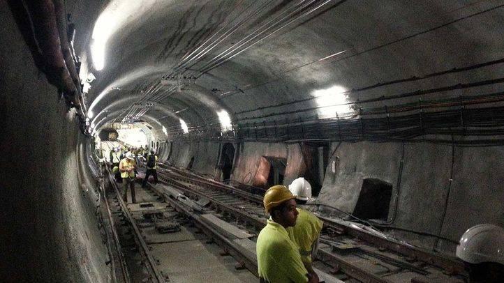 Cristina Cifuentes afirma que las obras de la línea 1 se harán