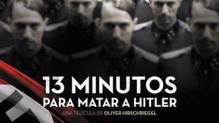 Las personas con discapacidad visual podrán disfrutar del film '13 minutos para matar a Hitler'