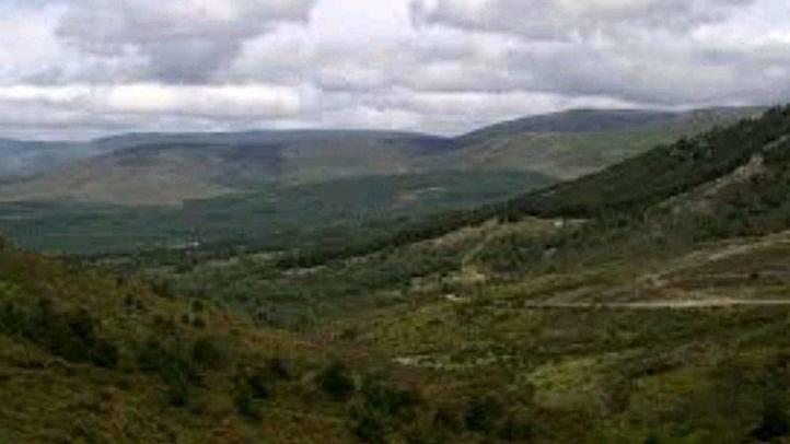 Alerta por rachas de viento de hasta 80 km/h en la sierra