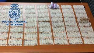 La Policía Nacional desarticula una banda mafiosa china dedicada al blanqueo de capitales