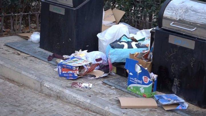 Navalcarnero prevé ahorrar medio millón de euros tras romper el contrato de la basura