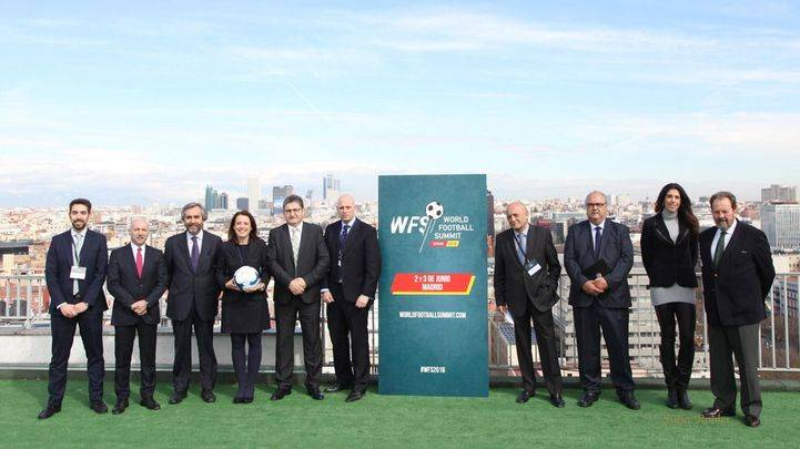 La Madrid World Football Summit reflexionará sobre el mundo del fútbol