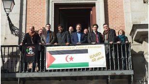 Los partidos exhiben unidad para pedir una solución para el Sáhara Occidental