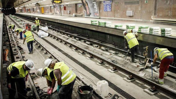 La Comunidad invertirá cuatro millones para mantener el Metro