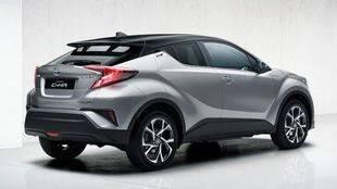 Nuevos Toyota C-HR, Proace Verso y Hilux