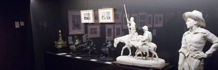 Exposición 'Miguel de Cervantes: de la Vida al Mito'