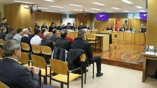 El vigilante del Madrid Arena que abrió el portón dice que lo autorizó Madridec