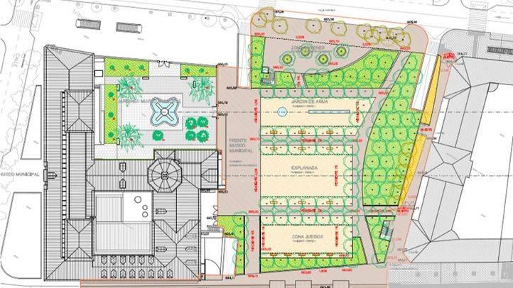 El nuevo proyecto para los jardines del Arquitecto Ribera se somete a votación vecinal