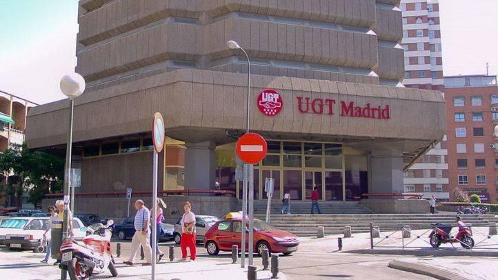 UGT denuncia su exclusión del grupo de asociaciones que pueden proponer consejeros en Telemadrid