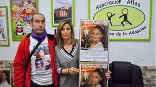 """Los padres de la desaparecida en Getafe: """"Si alguien la mantiene retenida, que tenga piedad"""""""