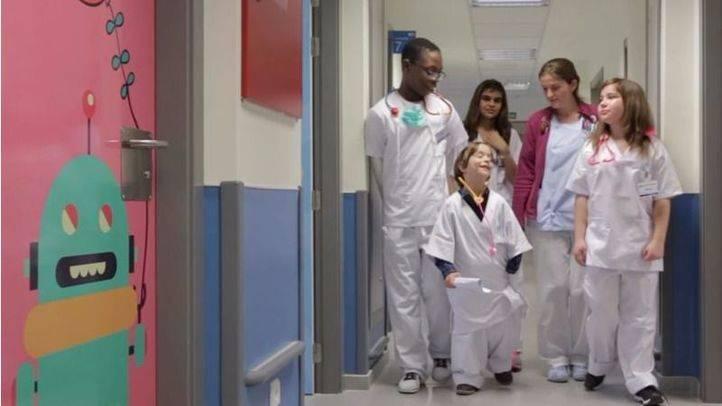 Cada día 11 niños reciben tratamiento de diálisis en el Hospital La Paz