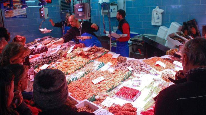 Los precios caen en febrero un 0,2% en la Comunidad de Madrid