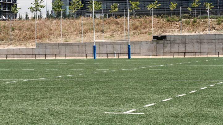 Campo de rugby (archivo)