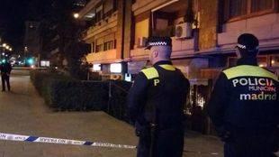 Un nuevo tiroteo en Madrid deja otro muerto y un herido