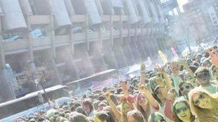 Cerca de 5.000 jóvenes en el FestiRun solidario con los refugiados