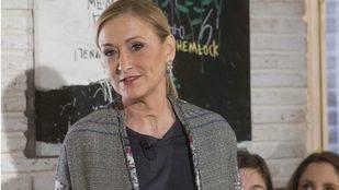 Cifuentes niega que el expediente a González parta del PP de Madrid