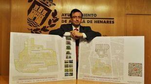 Imputado el exedil de Urbanismo de Alcalá por la desaparición de dos documentos