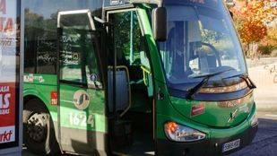 Autobús interurbano.