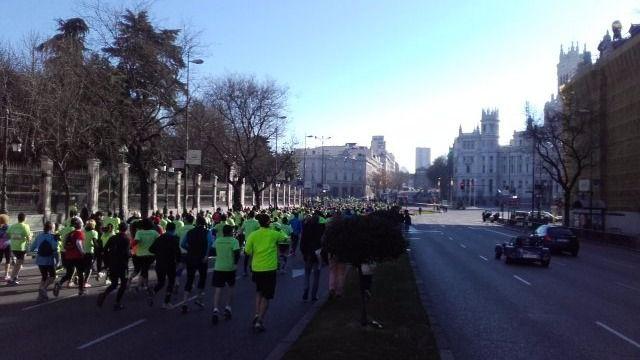 Más de 4.000 corredores en el memorial de los Bomberos