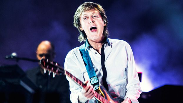 Paul McCartney actuará en el estadio Vicente Calderón