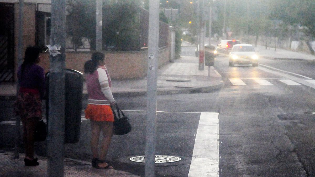 prostitutas jaen prostitutas en crevillente