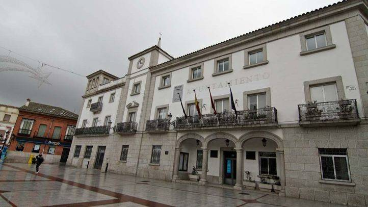 Ayuntamiento de Colmenar Viejo.