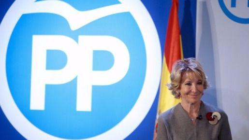 El Gobierno regional aclara que no le pagó ninguna factura privada a Esperanza Aguirre