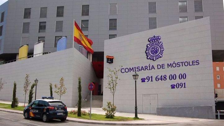 Dos detenidos acusados de robos en varios domicilios de una urbanización de Móstoles