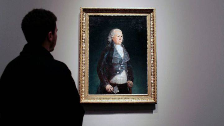 Pedro de Alcántara, IX Duque de Osuna, de Goya (Archivo)