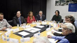 El PP se levanta de la mesa sobre Distrito Castellana Norte por considerarla una