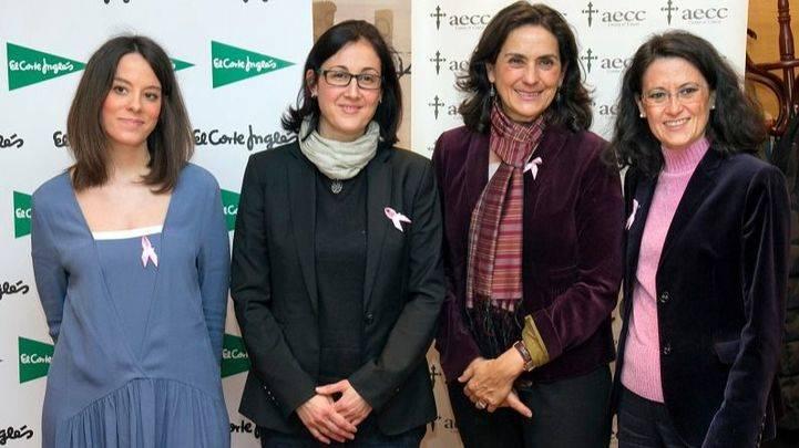 El Corte Inglés financia un proyecto de investigación sobre el cáncer de mama