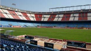Alcorcón abre las puertas al Atlético para que instale su escuela de fútbol