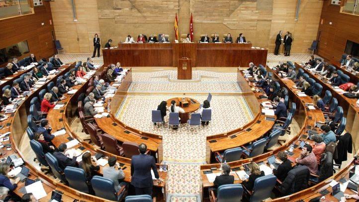 La Asamblea deroga por unanimidad la 'Ley Virus'