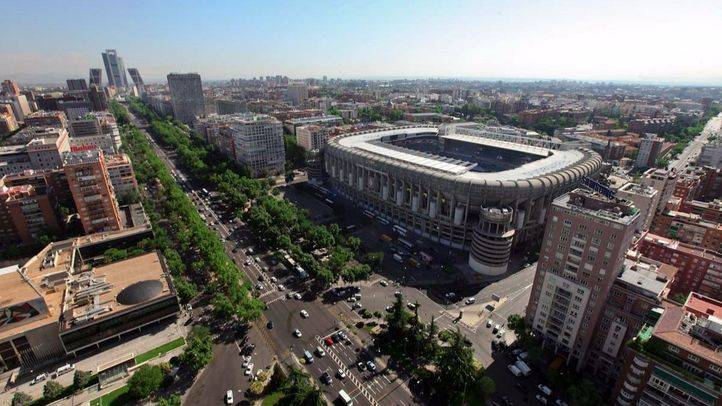 Estadio Santiago Bernabéu (Archivo).