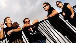 La Unión, Nacha Pop, Burning y La Frontera, en The Rock Festival