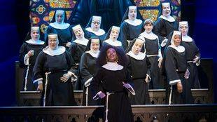 'Sister act', da lo que promete